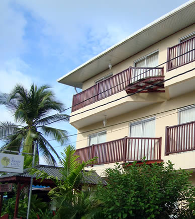 Apartments in Bocas del Toro, Panama