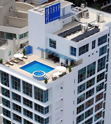 TRYP Hotel in Panama City, Panama
