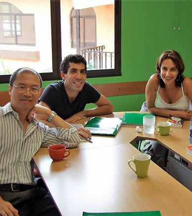 Business Spanish Courses in Panama